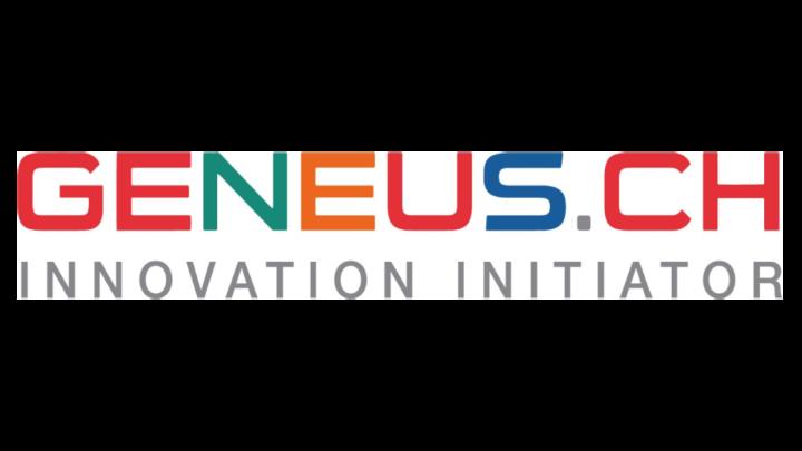 Logo Geneus.ch, Global Entrepreneurship Week Switzerland