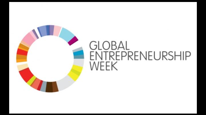 Logo Global Entrepreneurship Week Switzerland