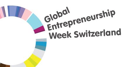 Logo Global Entrepreneurship Week Switzerland, Global Entrepreneurship Week Switzerland