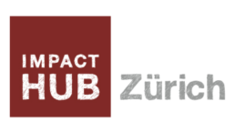 Logo impact hub Zurich, Global Entrepreneurship Week Switzerland