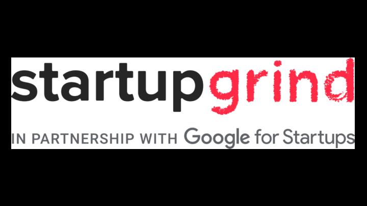 Logo startupgrind, Global Entrepreneurship Week Switzerland