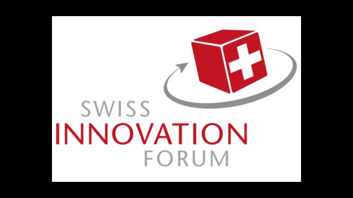 Logo Swiss Innovation Forum, Global Entrepreneurship Week Switzerland