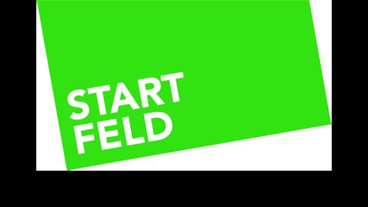 Logo Startfeld, Global Entrepreneurship Week Switzerland