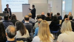 Photo Fongit public, Global Entrepreneurship Week Switzerland
