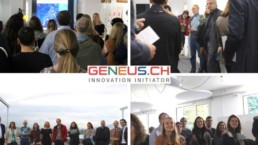 Photo Geneus Junge Leute, Global Entrepreneurship Week Switzerland
